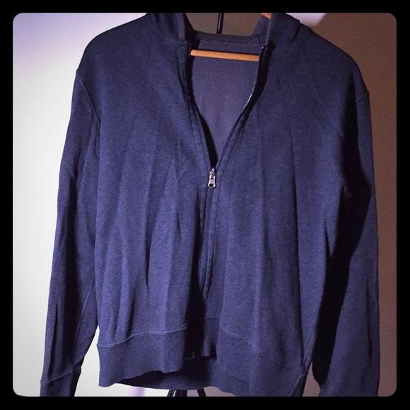 63dff170 Hugo Boss Sweaters | Boss Mens Reversible Hoodie Size M | Poshmark